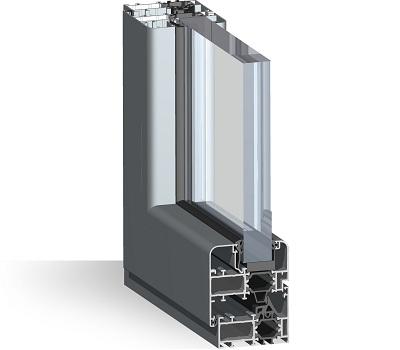 Produzione e vendita finestre in alluminio ducci infissi - Profili alluminio per finestre ...