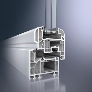 Finestre PVC taglio termico doppia camera