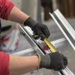 INstallazione infissi alluminio termico Pergola