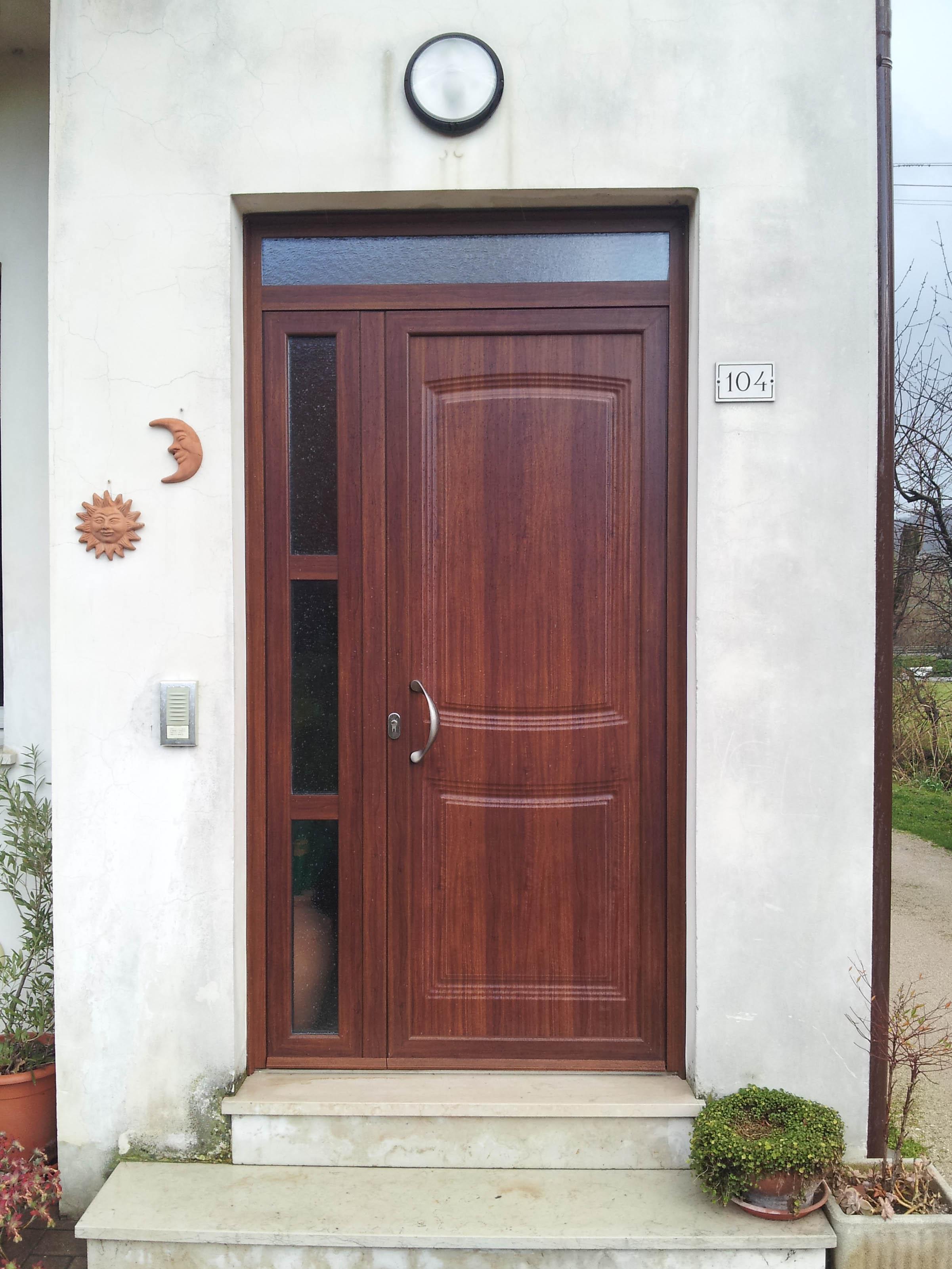 Portoncini e porte d 39 ingresso ducci infissi for Porte d ingresso